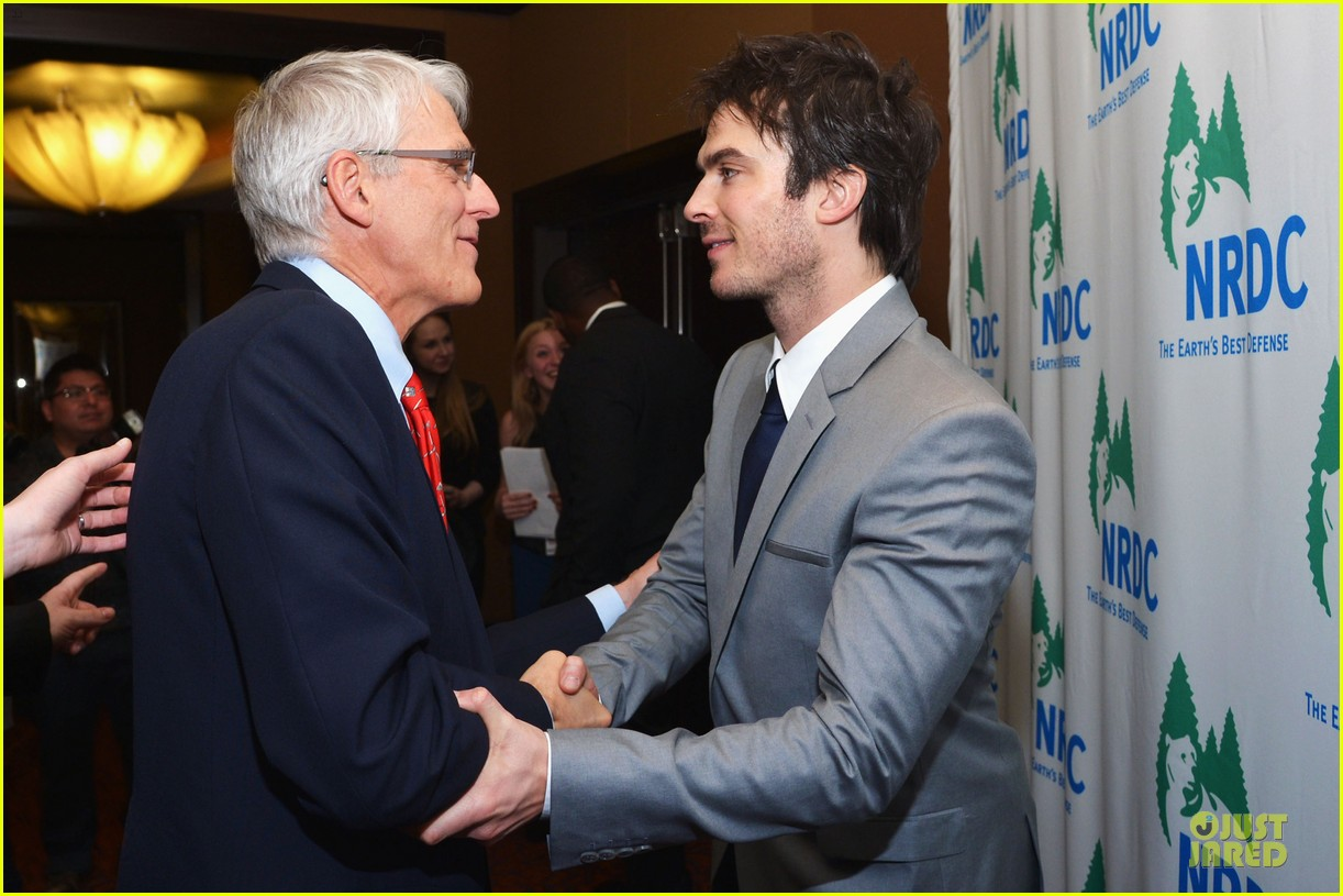 ian somerhalder national resource defense council game changer awards 092830724