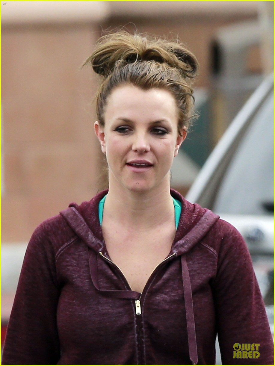britney spears flowering grocery stop 15