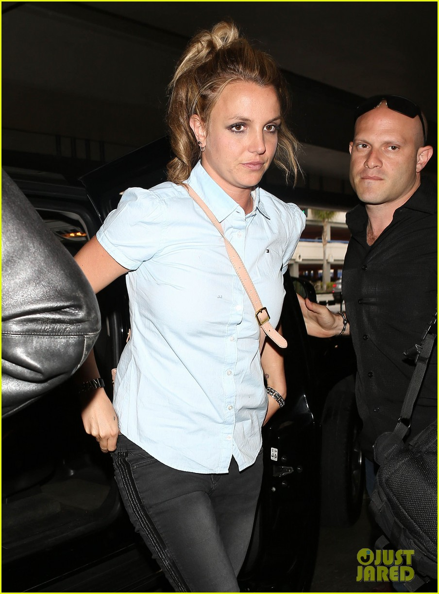 britney spears jets to new orleans with the boys 122839602