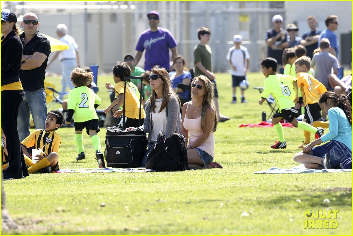 britney spears proud soccer mom 232832412
