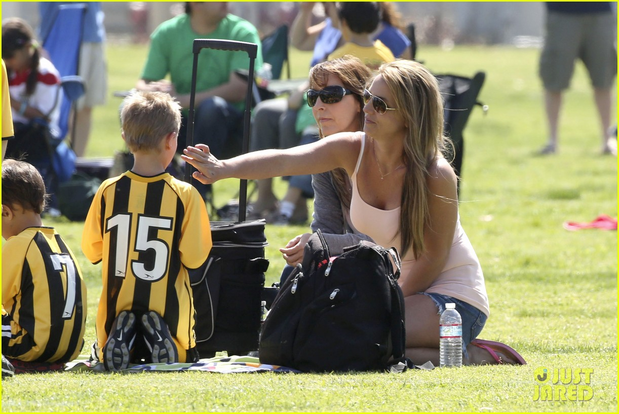 britney spears proud soccer mom 242832413