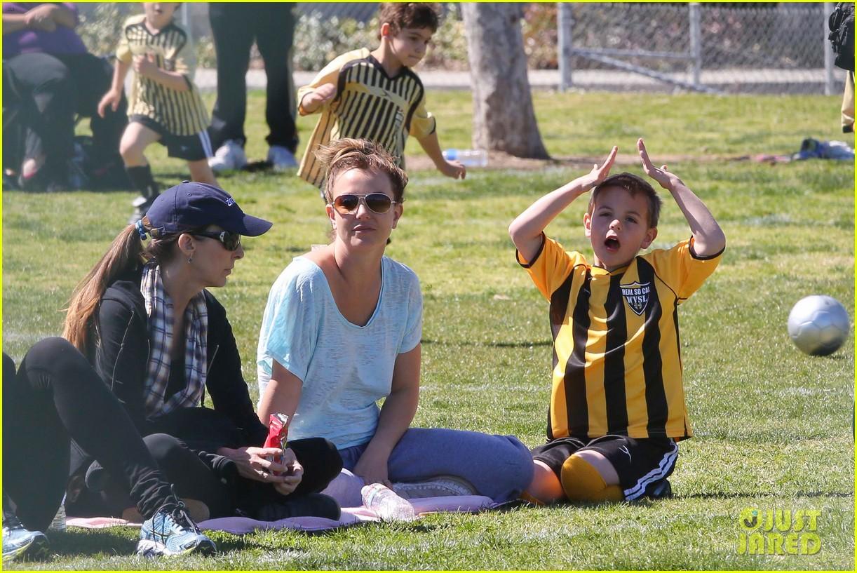 britney spears sunday soccer mom 272828494