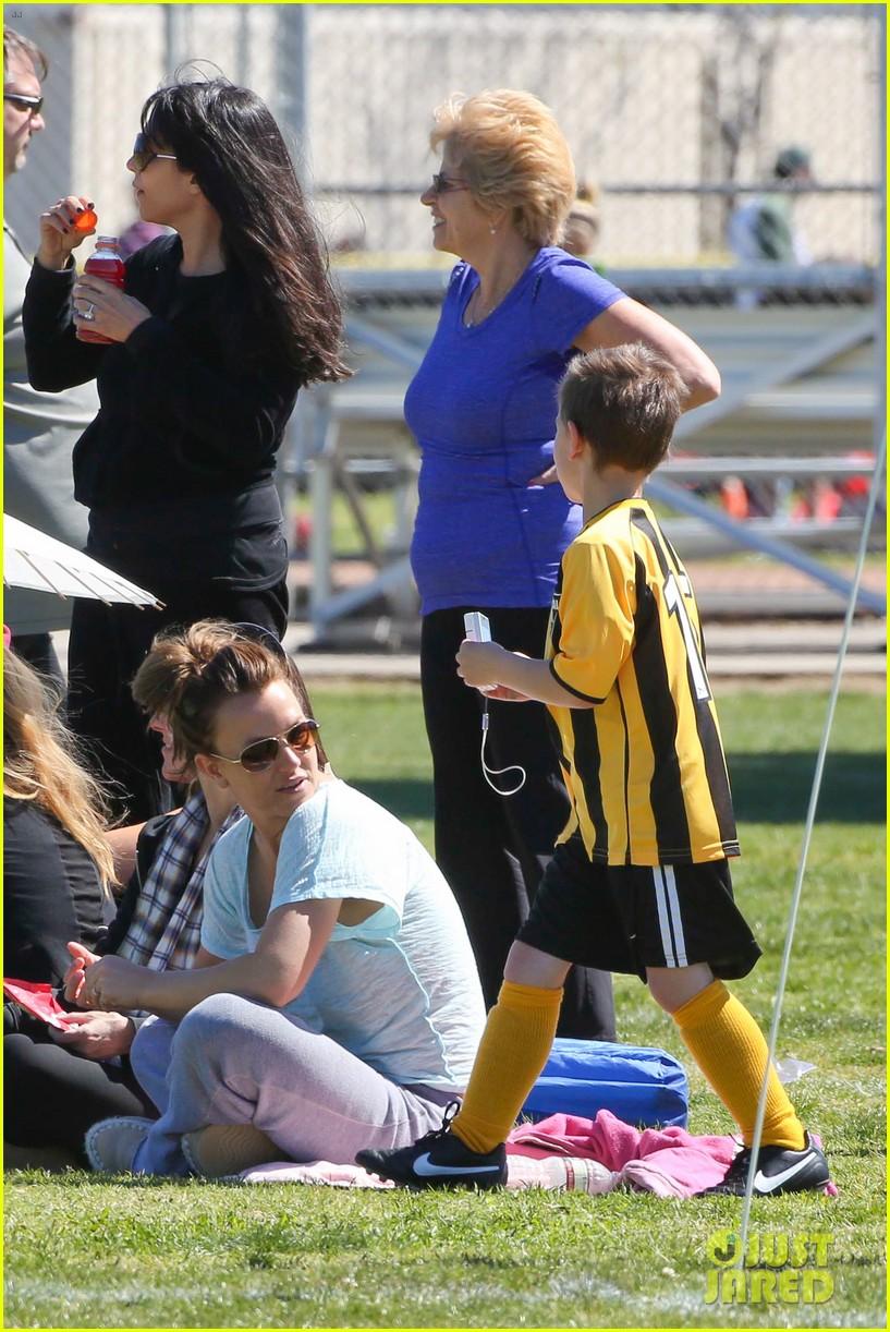 britney spears sunday soccer mom 352828502