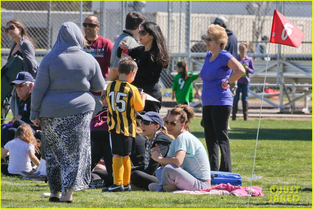 britney spears sunday soccer mom 38