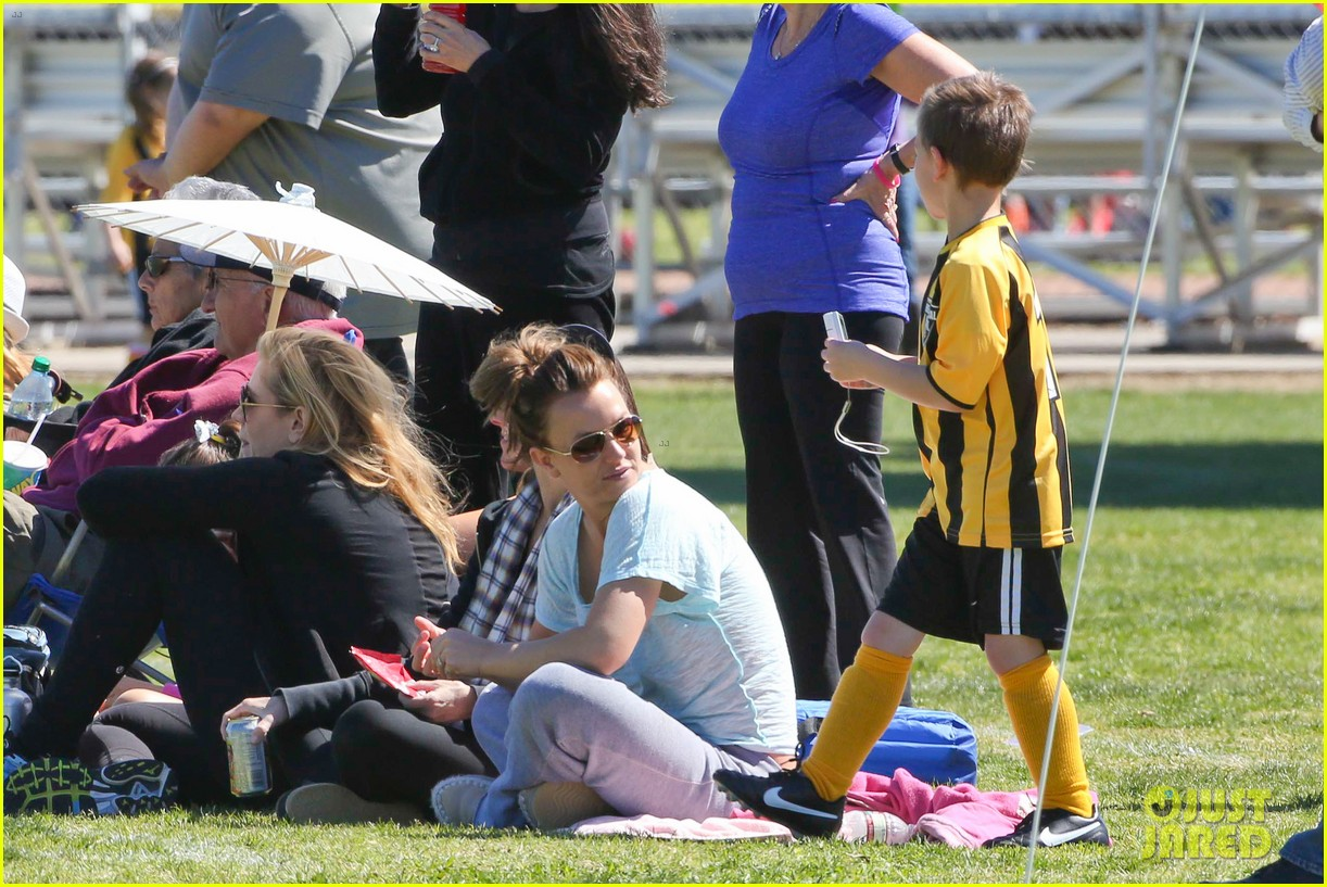 britney spears sunday soccer mom 412828508