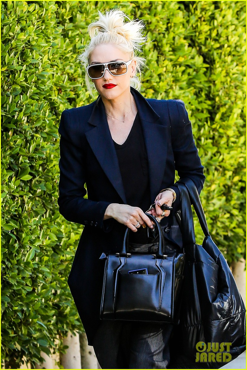 gwen stefani back in the studio with no doubt 032829964