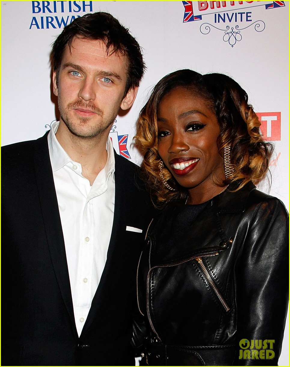 dan stevens big british invite with estelle 132835495