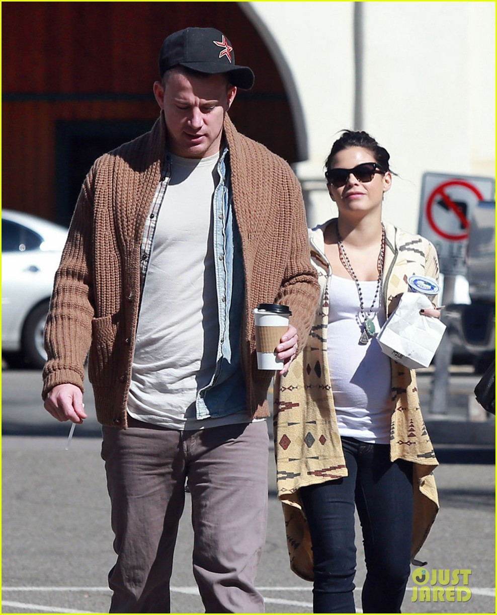 channing tatum jenna dewan lunch coffee date 102822758