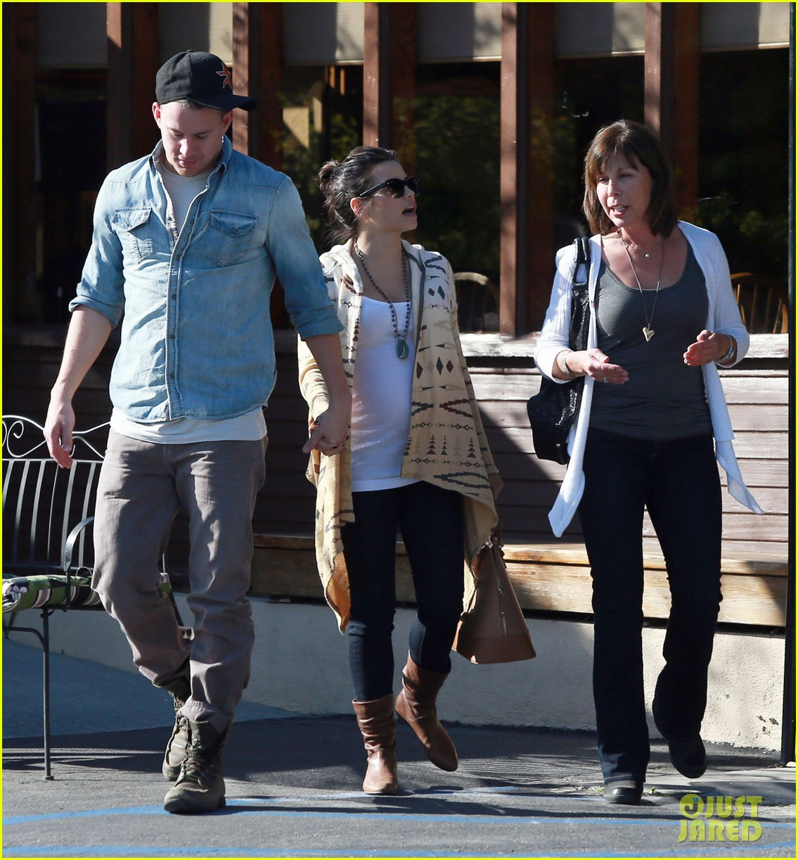 channing tatum jenna dewan lunch coffee date 192822767