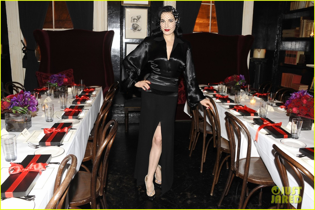 dita von teese beauty intimates collection launch 042829798