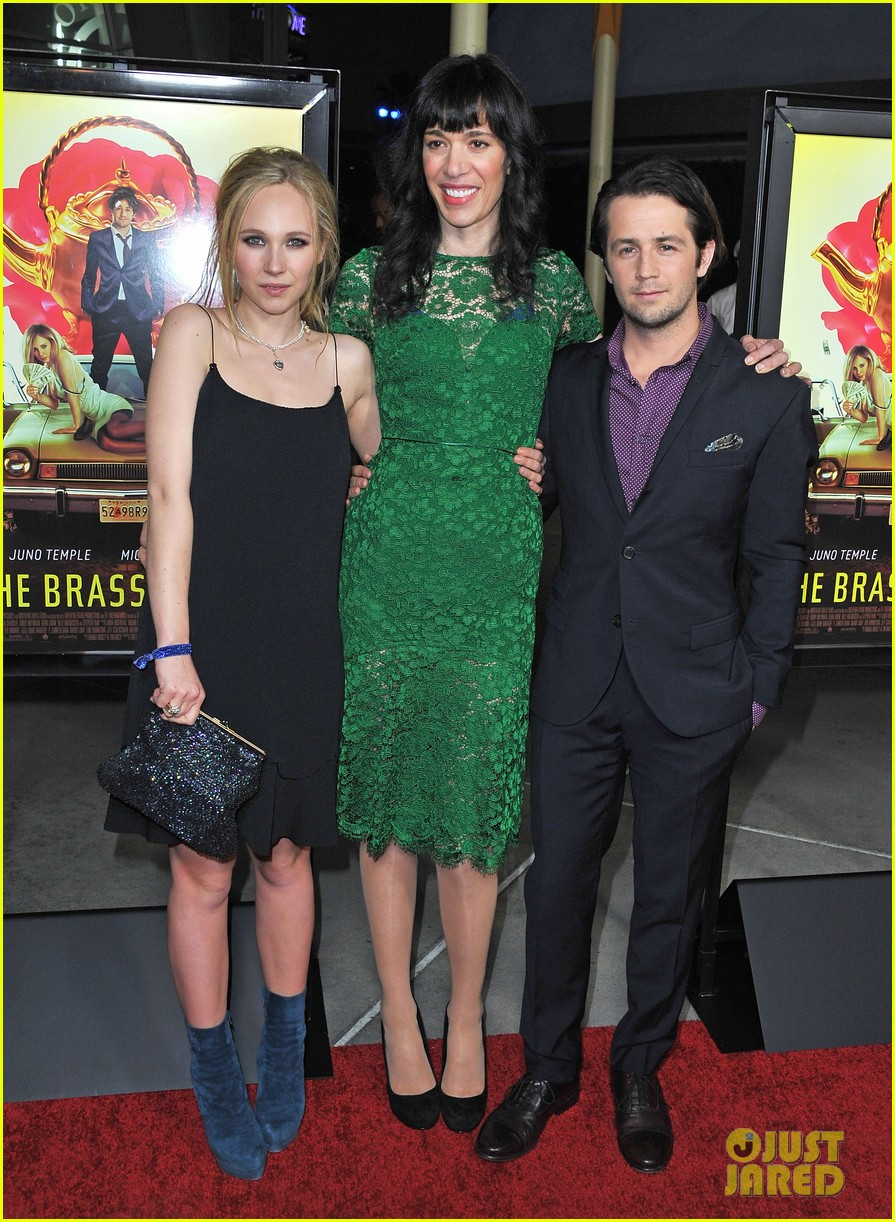juno temple michael angarano the brass teapot screening 05