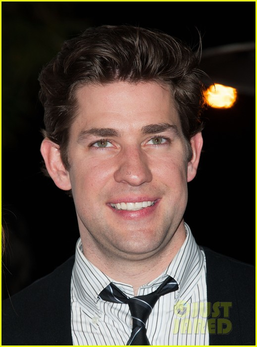 john krasinski jenna fischer the office series wrap party 112833679