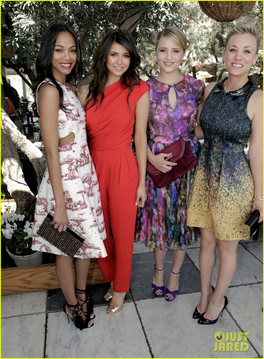 naomi watts zoe saldana stylists luncheon 07