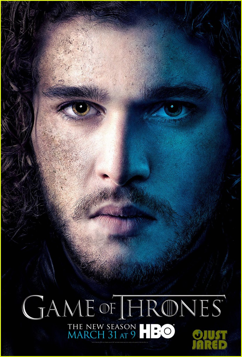 game of thrones season three character posters 012823183
