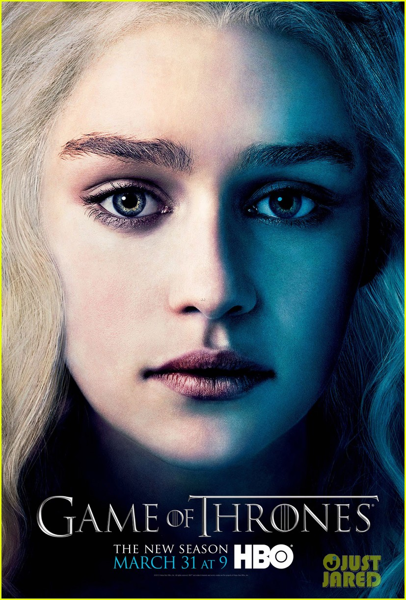 game of thrones season three character posters 02