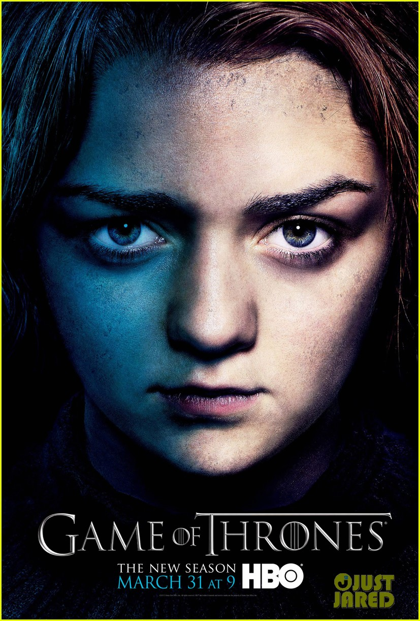 game of thrones season three character posters 082823190