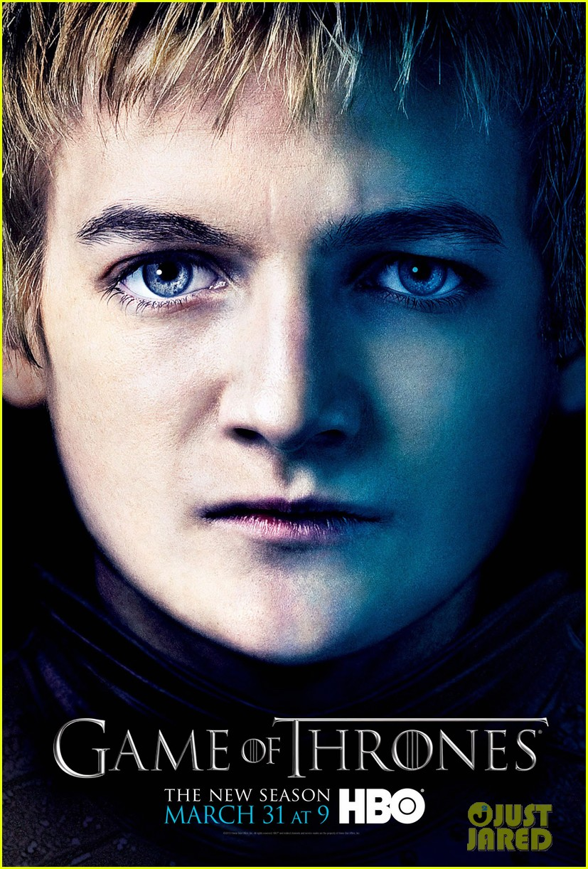 game of thrones season three character posters 102823192