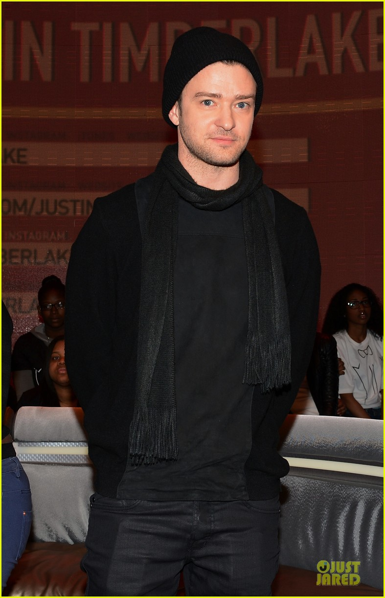 justin timberlake record release party airs on cw next week 042830864