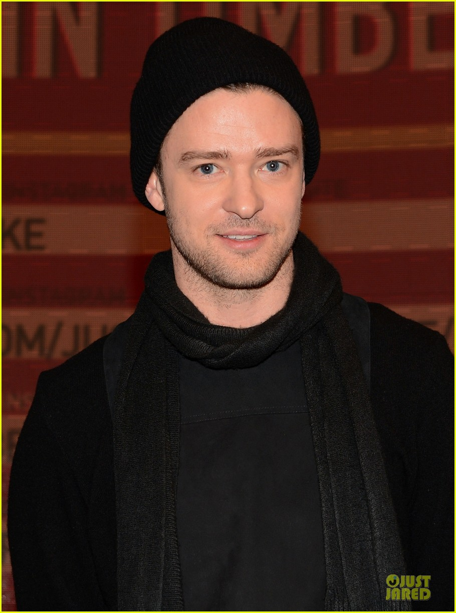 justin timberlake record release party airs on cw next week 06