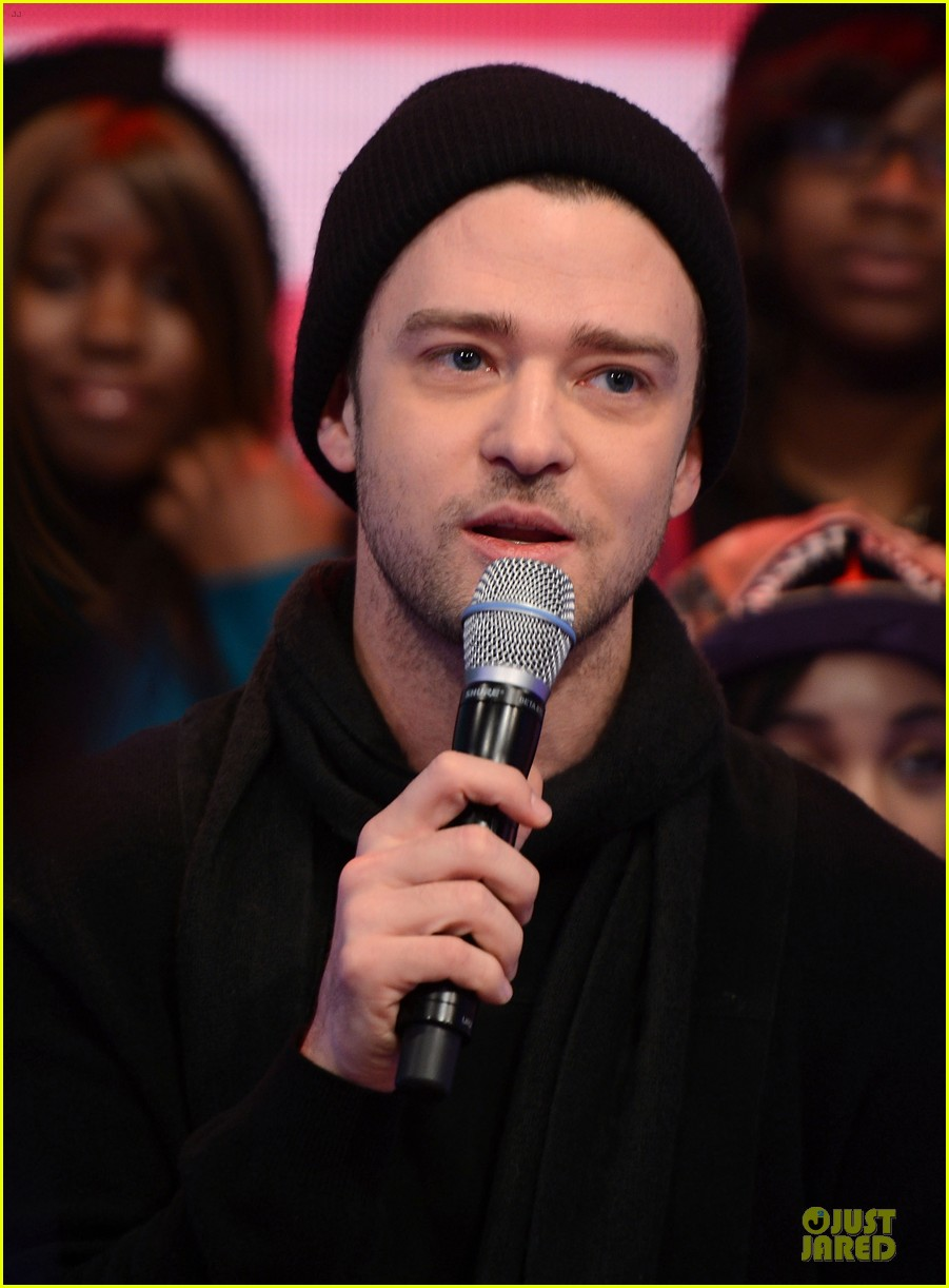 justin timberlake record release party airs on cw next week 102830870
