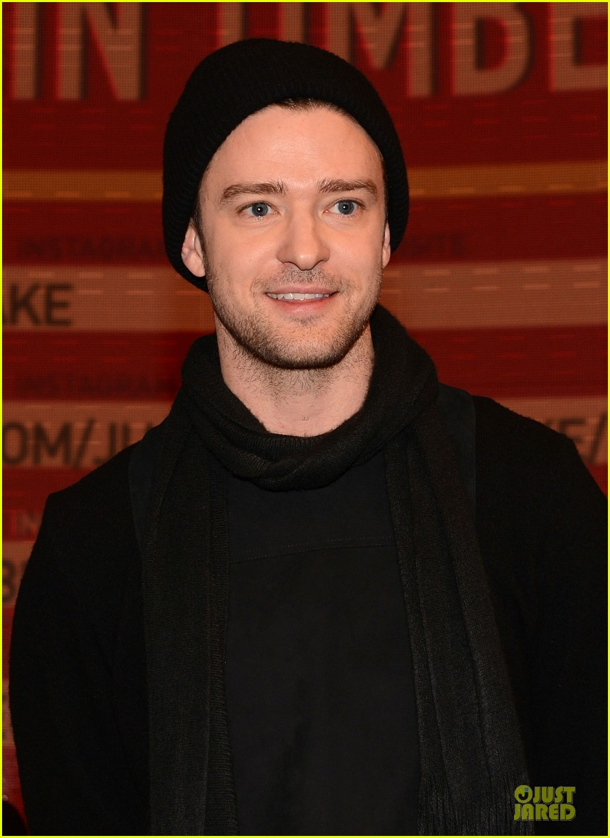 justin timberlake record release party airs on cw next week 142830874