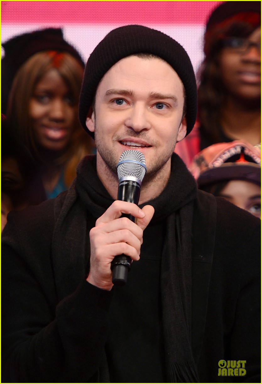 justin timberlake record release party airs on cw next week 202830880