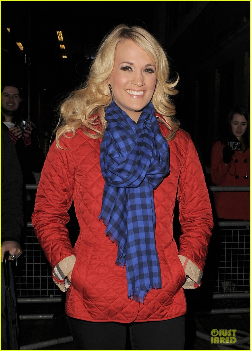 carrie underwood dublin sang every word with me 042830622