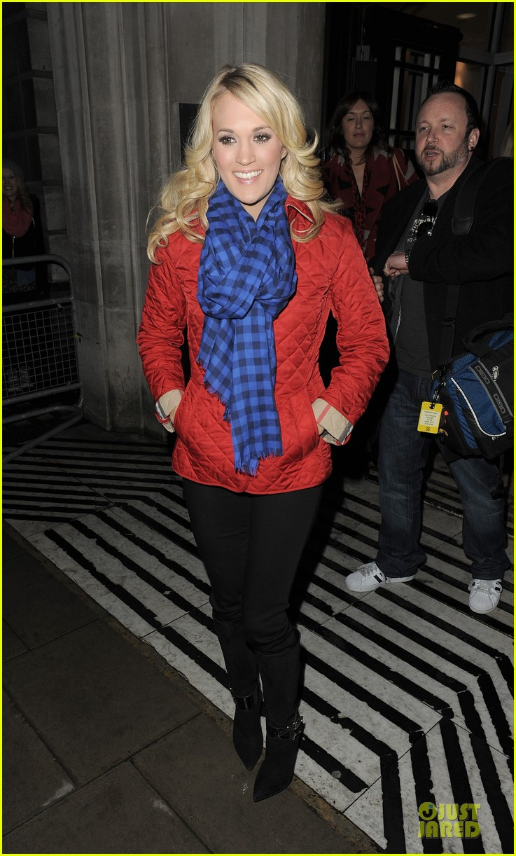 carrie underwood dublin sang every word with me 072830625