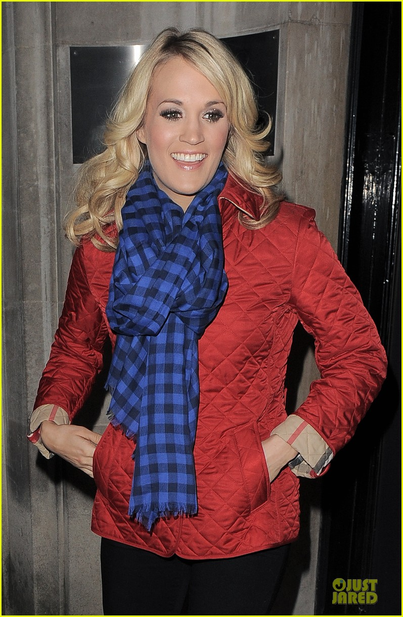 carrie underwood dublin sang every word with me 142830632