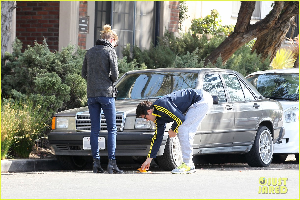 emily vancamp josh bowman fender bender blues 062835385