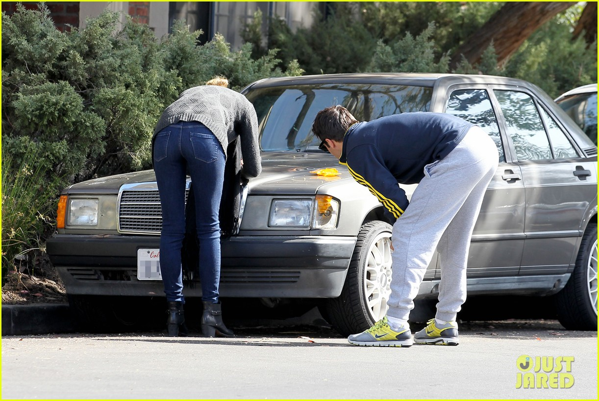 emily vancamp josh bowman fender bender blues 132835392