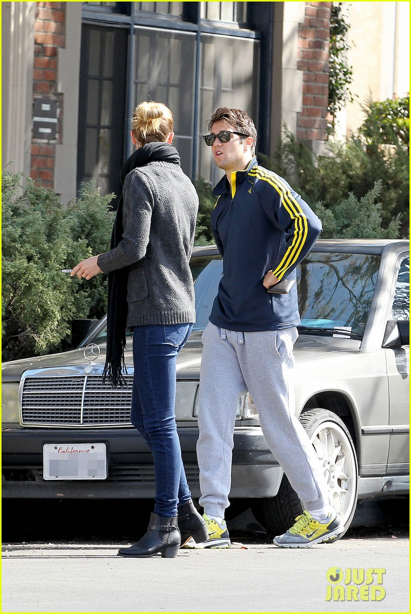 emily vancamp josh bowman fender bender blues 162835395