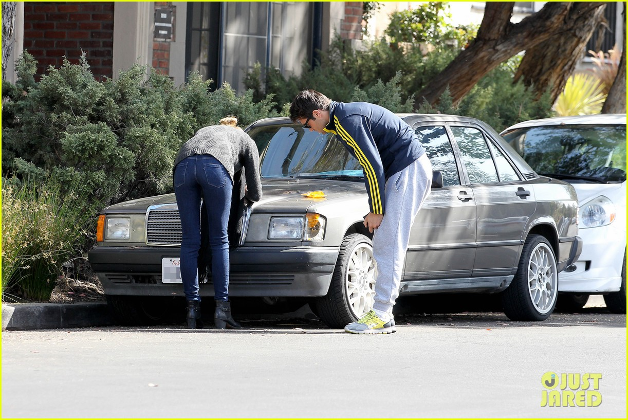 emily vancamp josh bowman fender bender blues 252835404