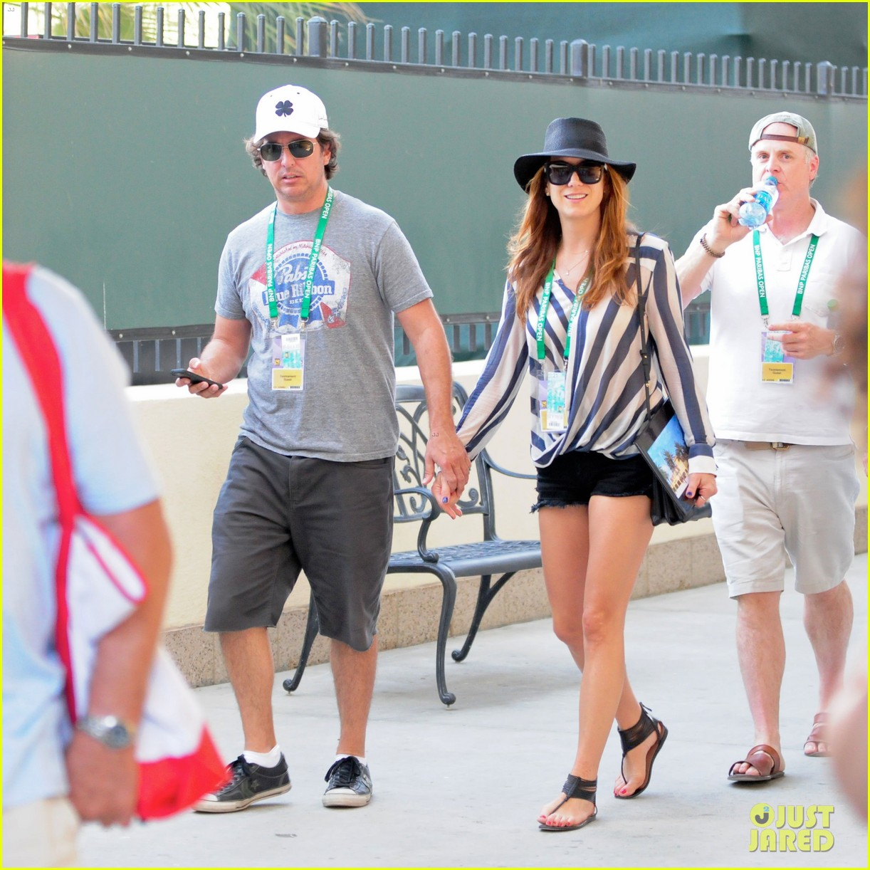 kate walsh bnp paribas open tennis match with chris case 032832921
