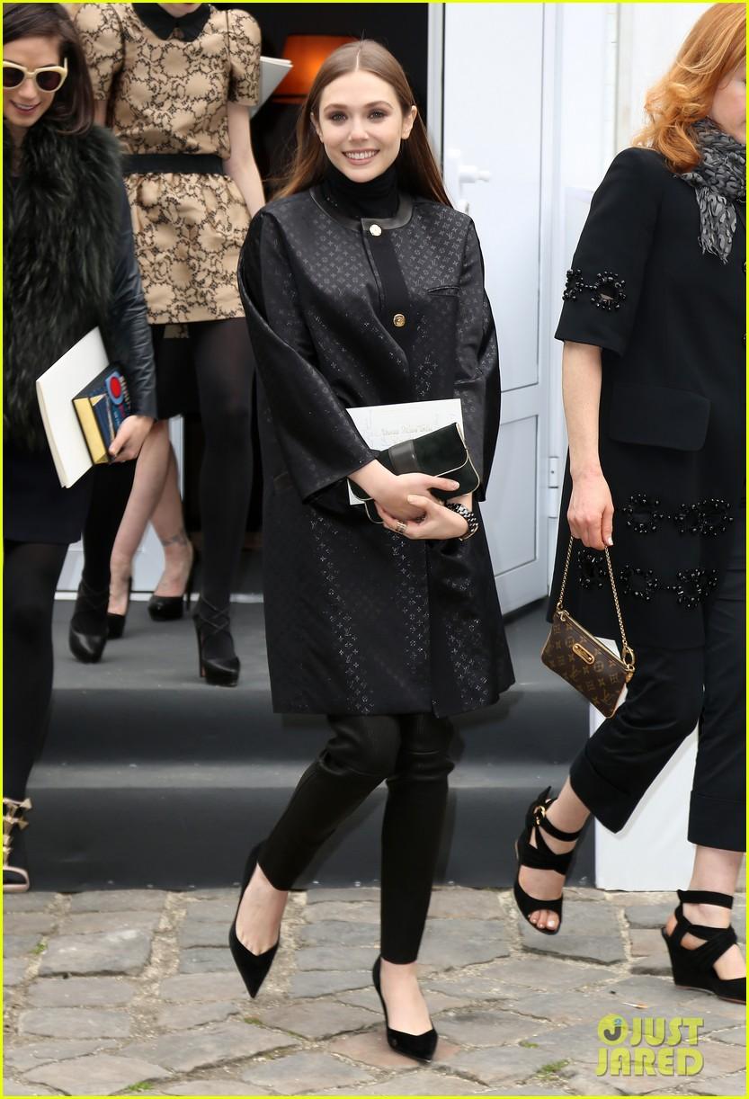 naomi watts jessica chastain louis vuitton fashion show 062825984