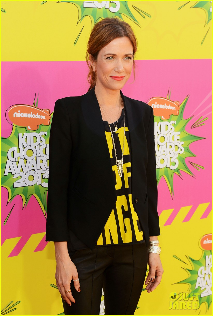 kristen wiig steve carell kids choice awards 2013 06