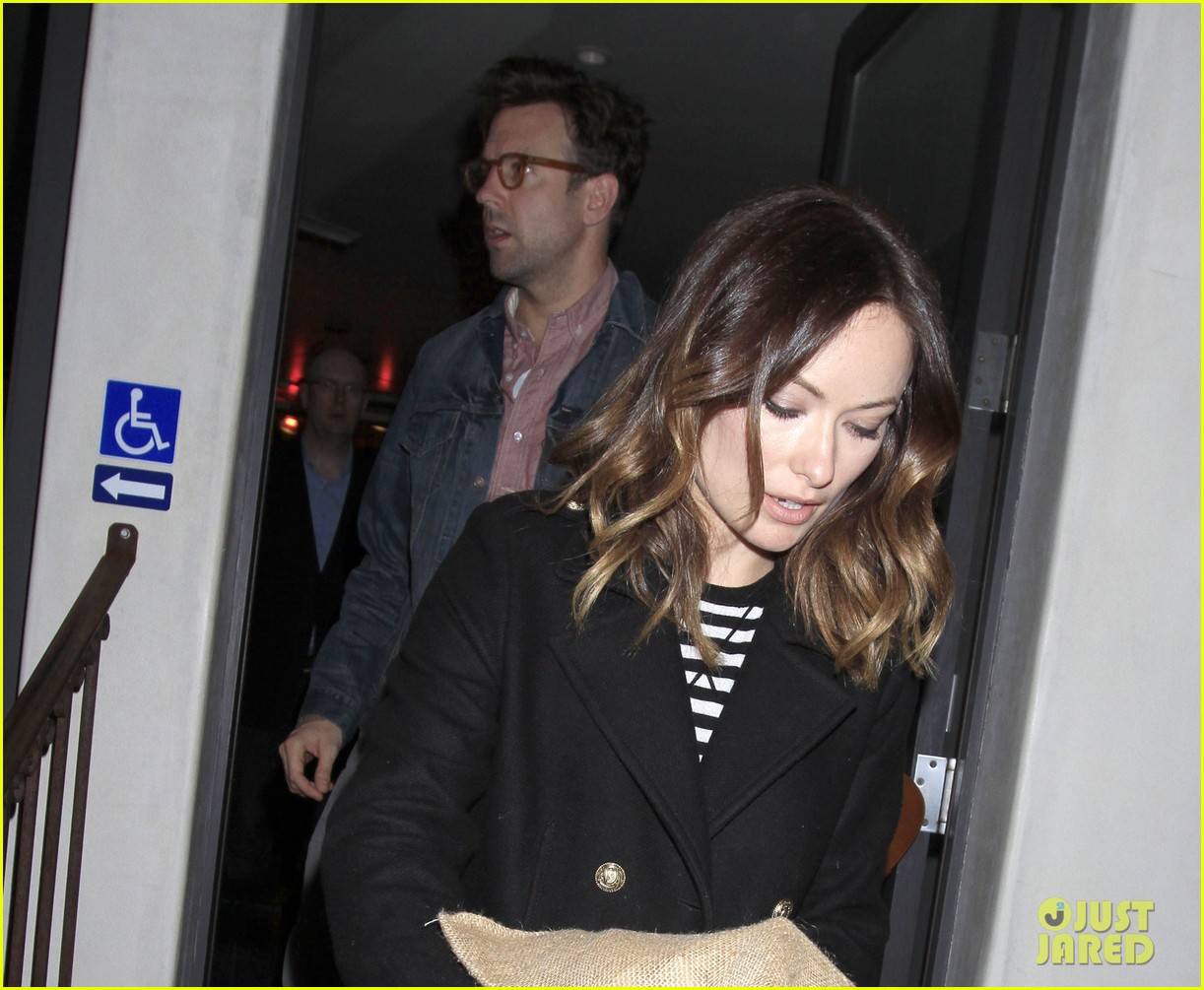 olivia wilde jason sudeikis so in love during dinner date 022831050