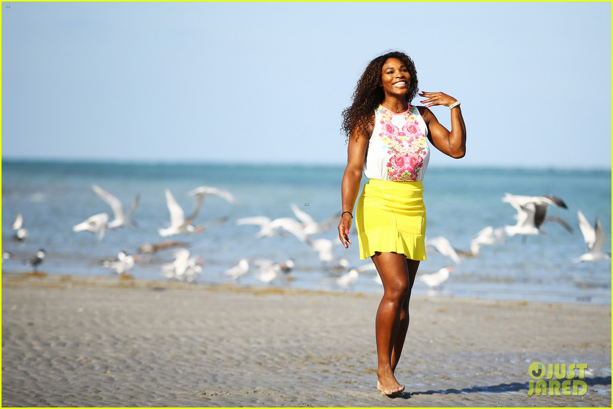 serena williams sony open victory portraits 282840696