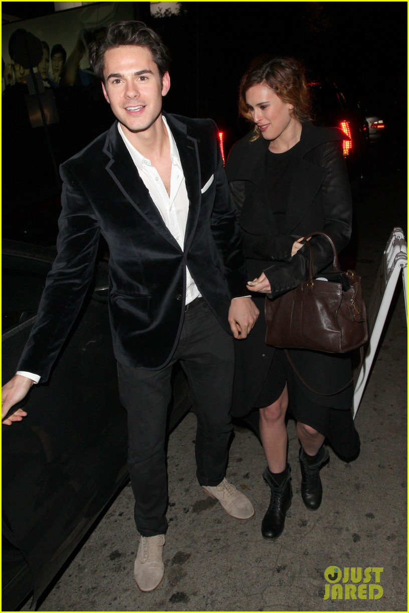 rumer willis jayson blair chateau marmont couple 01