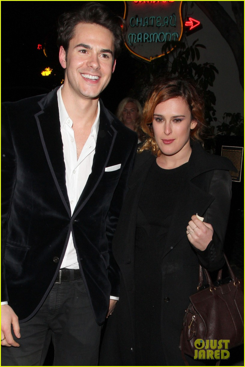 rumer willis jayson blair chateau marmont couple 022826759
