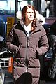 shailene woodley in mary jane watson costume first pics 02