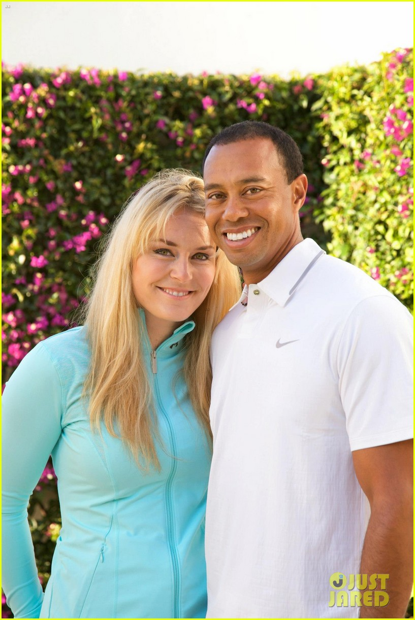 tiger woods lindsey vonn yes we are dating 012832824