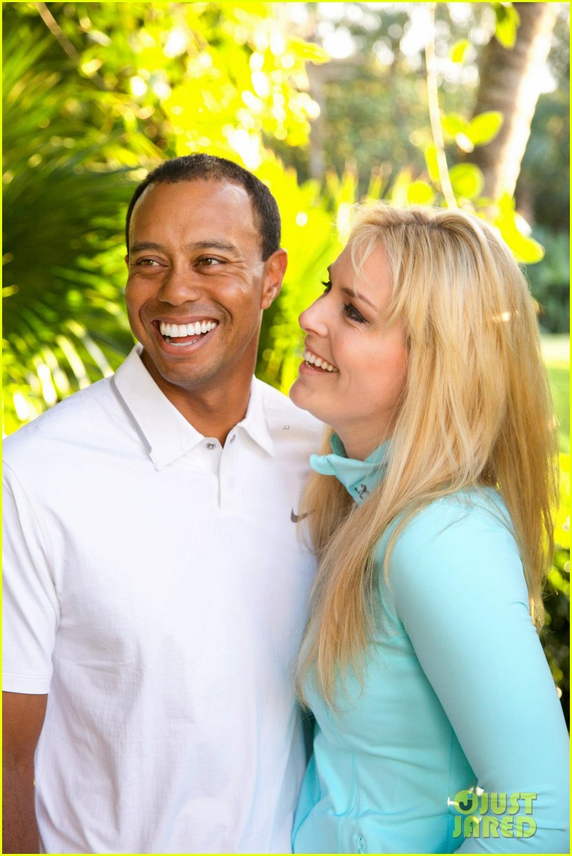 tiger woods lindsey vonn yes we are dating 04