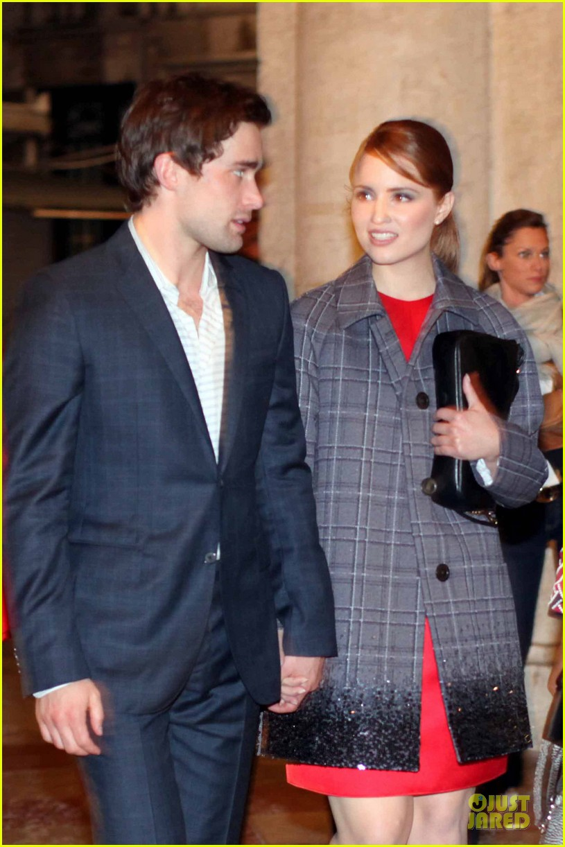 dianna agron christian cooke louis vuitton store opening 022854053
