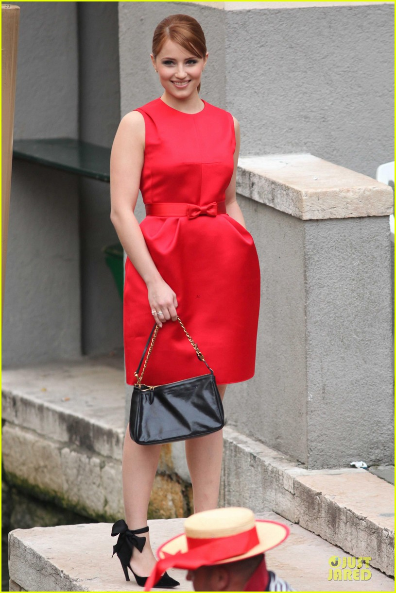 dianna agron christian cooke louis vuitton store opening 102854061