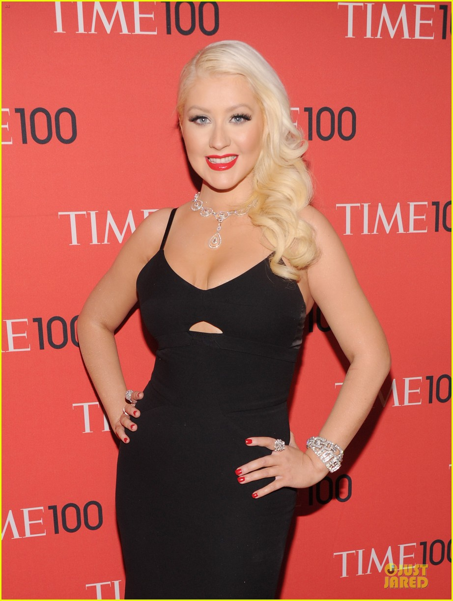 christina aguilera miguel time 100 gala 2013 red carpet 042856847