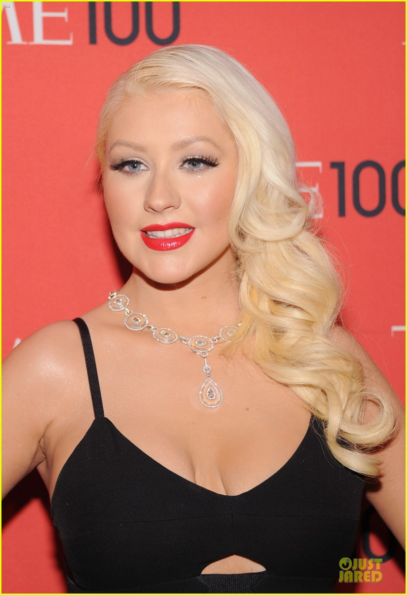 christina aguilera miguel time 100 gala 2013 red carpet 062856849