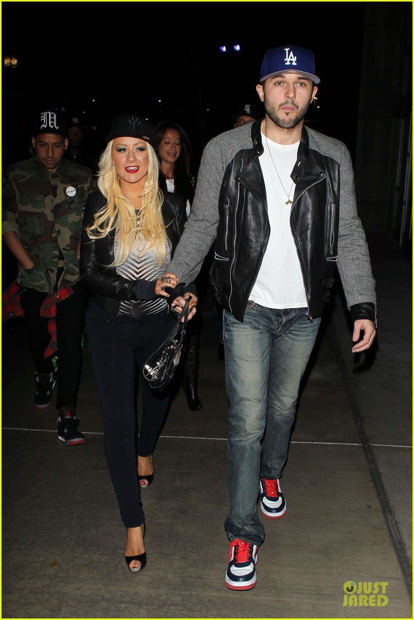 christina aguilera matthew rutler rihanna diamond world tour date 052846006