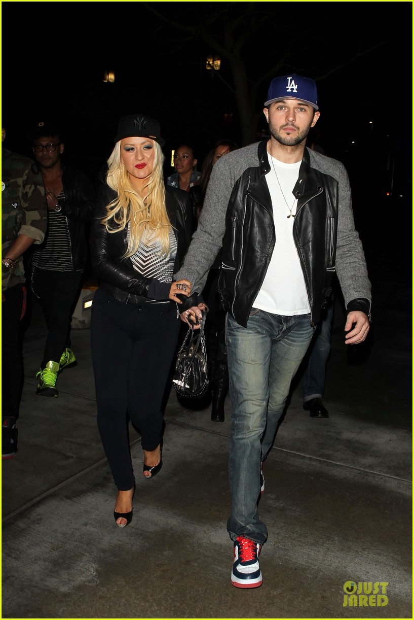 christina aguilera matthew rutler rihanna diamond world tour date 092846010