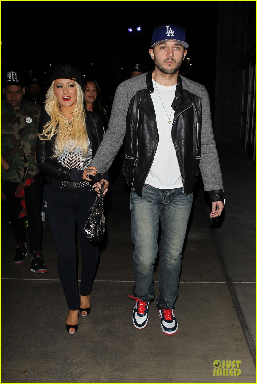 christina aguilera matthew rutler rihanna diamond world tour date 152846016